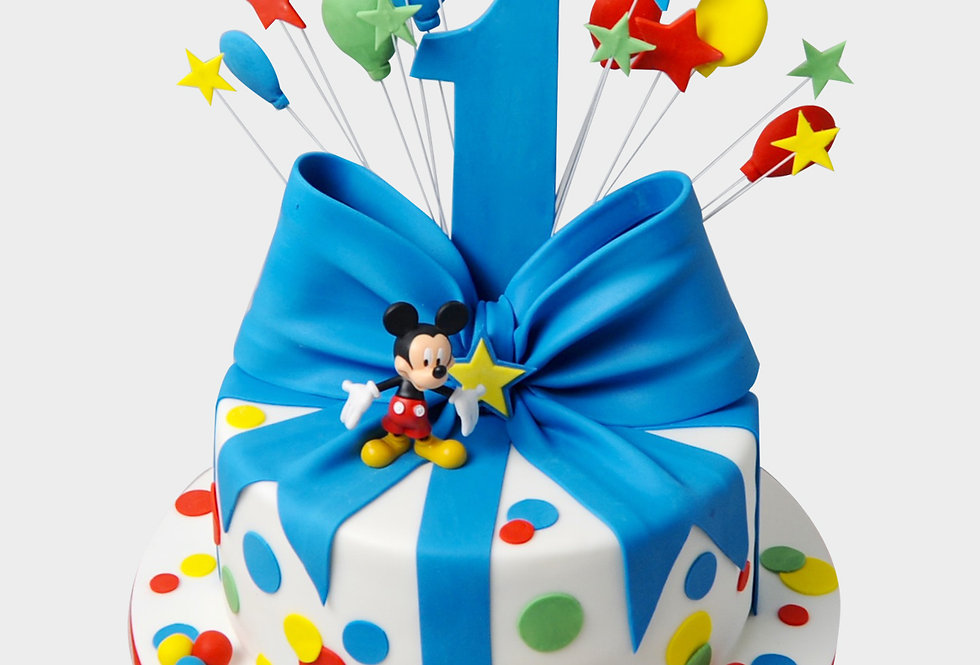 Mickey Mouse Cake MM0525
