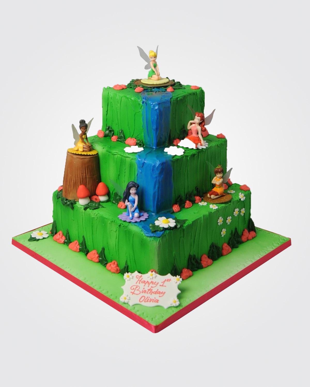 Tinkerbell Cake PR0415