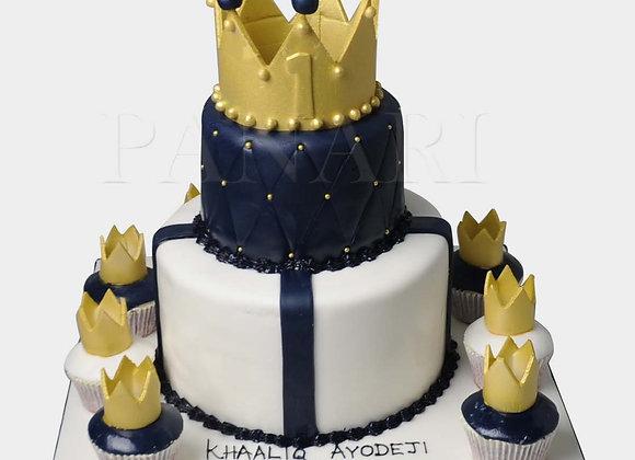 Crown  Cake CB2984