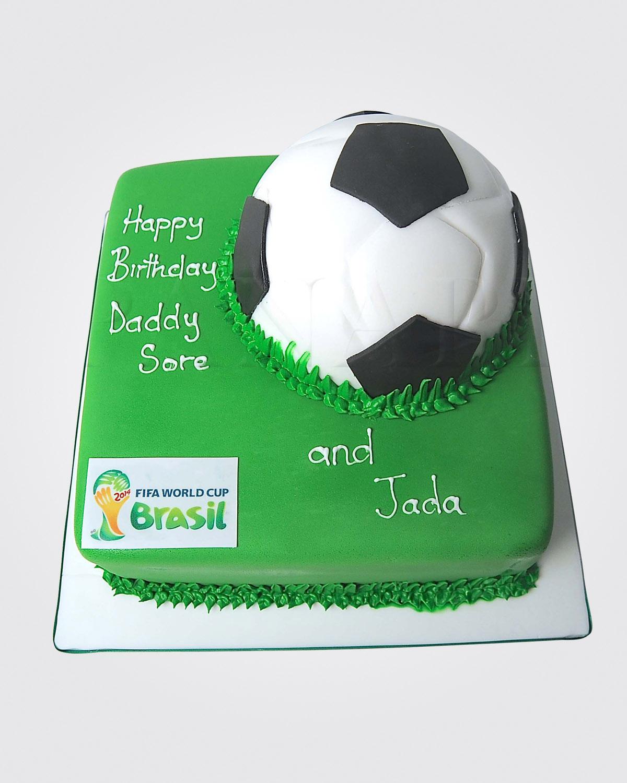Football Cake SPH0285