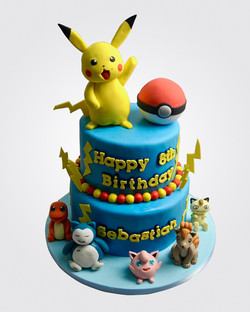 Pokemon Cake SP7198