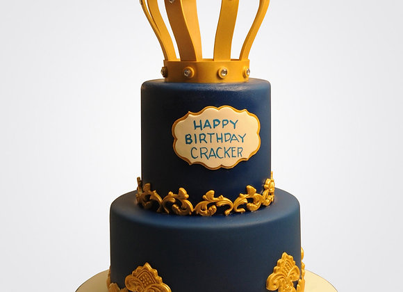 Crown Cake CB6233