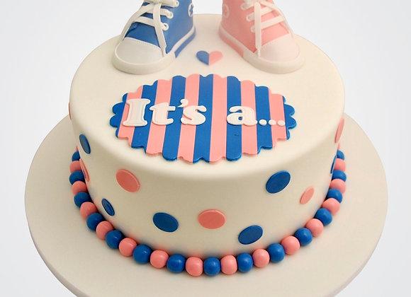 Gender reveal Cake CHB0647
