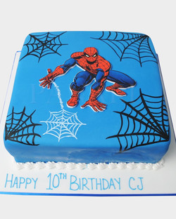 Spiderman Cake SP1983