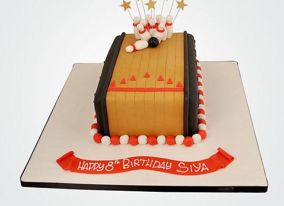 Bowling Cake  CB6108