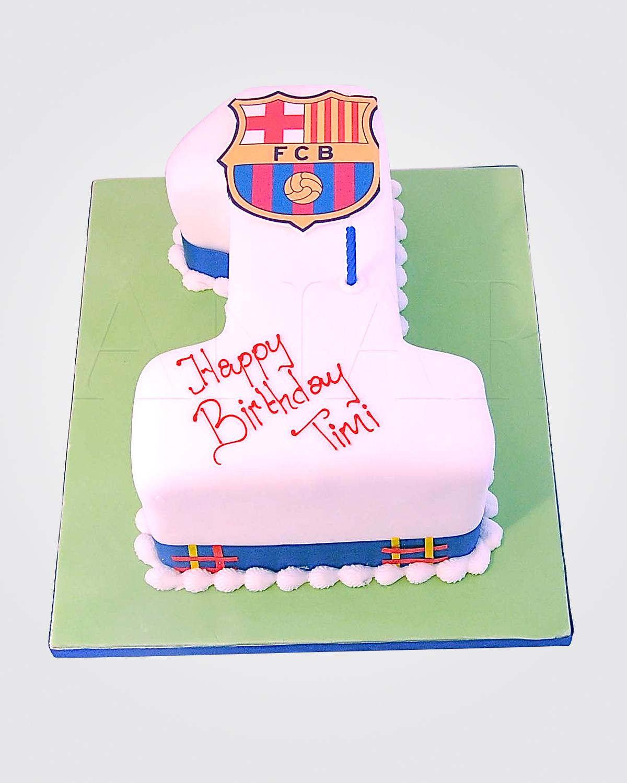 Football Cake AN0051