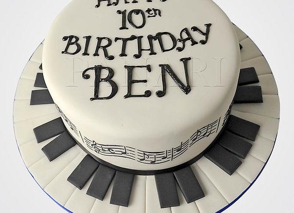 Musical Cake CB6630