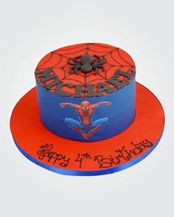 Spiderman Cake SP5968