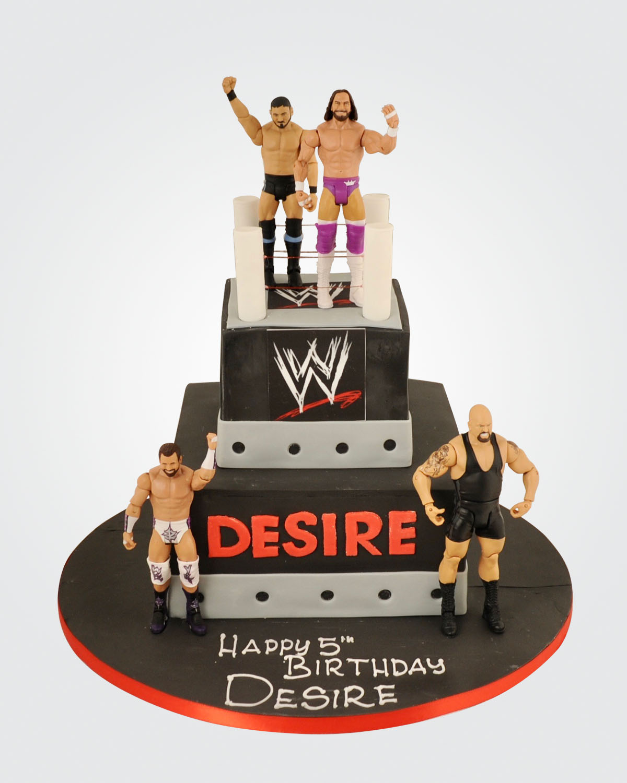 Wrestling Cake SPH6980