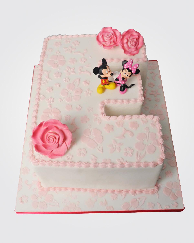 Mickey & Minnie MM3456