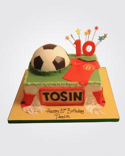 Football Cake SPH7740
