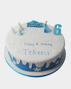 Frozen Cake PR2830