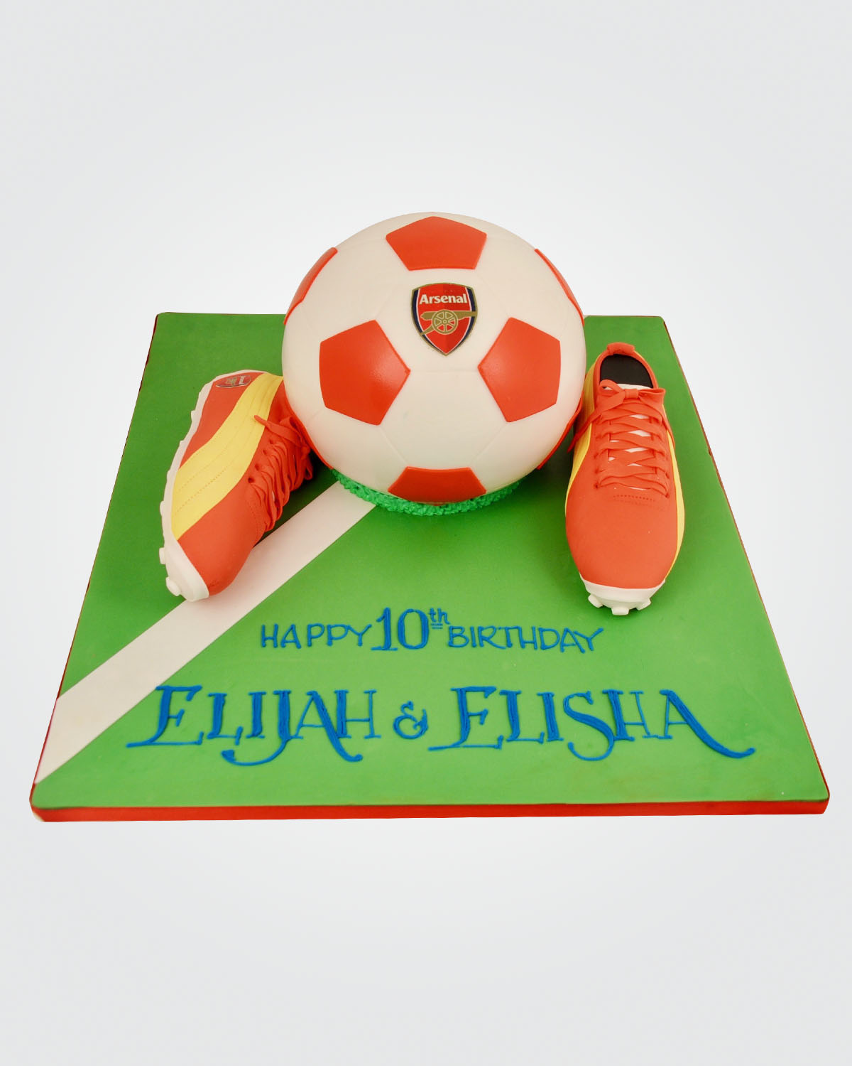 Football Boots Cake SPH5434