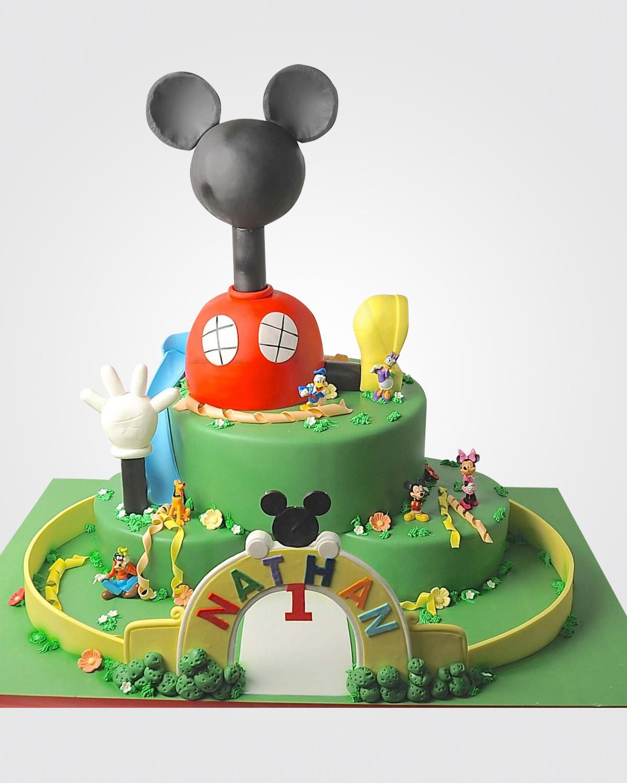 Mickey Carnival 8895