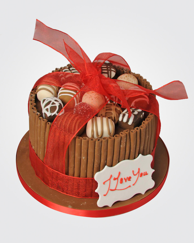 Chocolate Cake ST0602