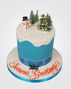 Christmas Cake CS0230