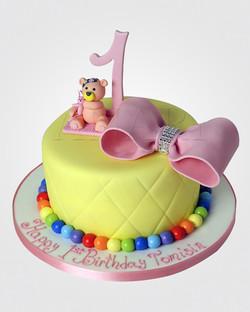 Teddy Bear Cake CG4687