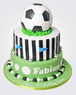 Football Cake SPH7552