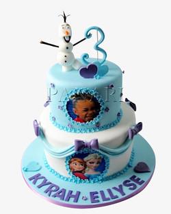 Frozen Cake PR7693