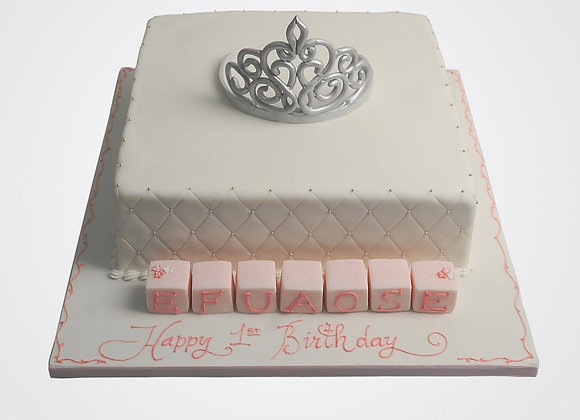 Tiara Cake CG4184