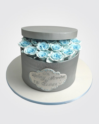 Rose Bouquet Cake CL0355