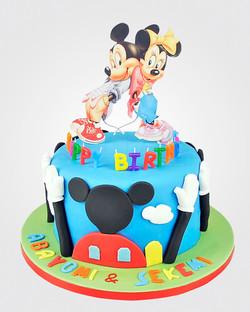 Mickey & Minnie MM0029