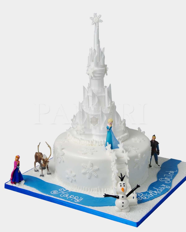 Frozen Cake PR9635