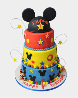 Mickey Mouse cake MM9758