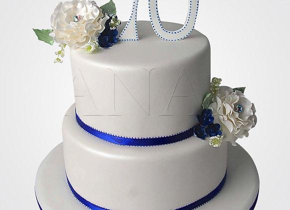 70th Cake CM5352