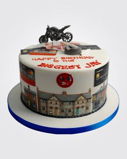 Batman Cake SP2999