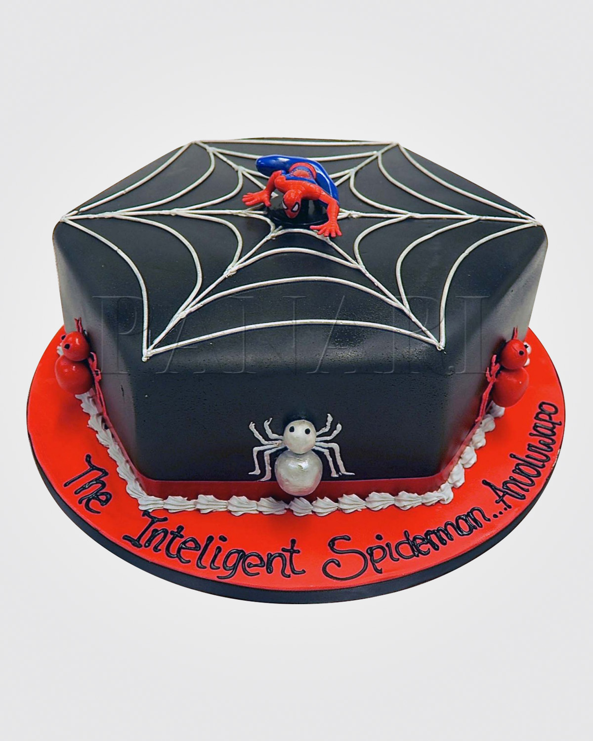Spiderman Cake SP0549