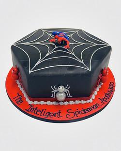 Spiderman Cake SP0549