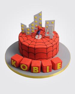 Spiderman Cake SP5992