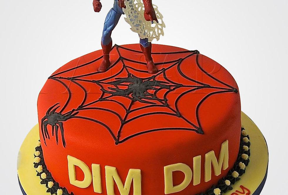Spiderman Cake SP9083