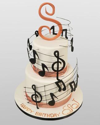 Musical Notes Cake TP0181 .jpg