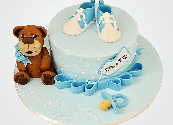Christening Cake  CB5128