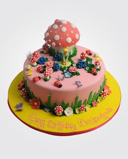 Tinkerbell Cake PR0703