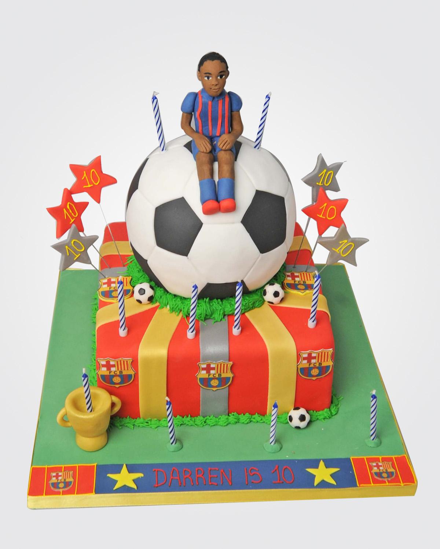 Football Cake SPH5266
