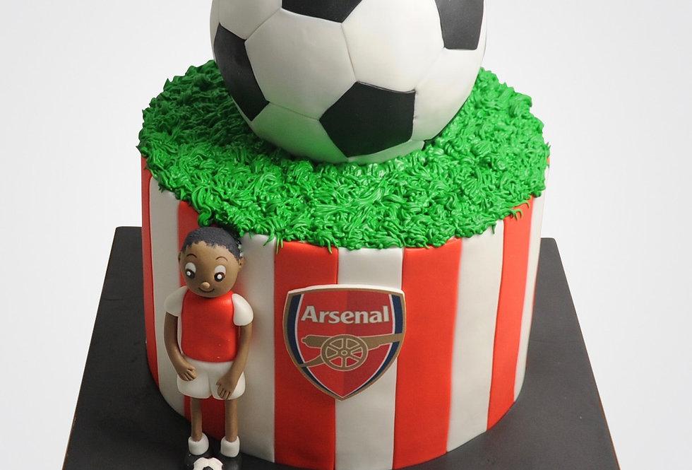 Football Cake SPH8436