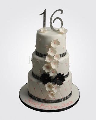 16th Birthday Cake CL7928