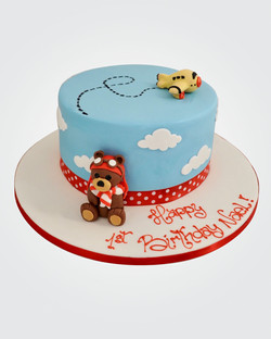 Gliding Teddy Bear TE5175