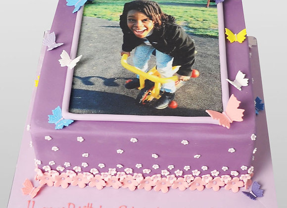 Picture Cake CG0327