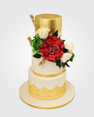 GOLD WEDDING CAKE WC2590.jpg