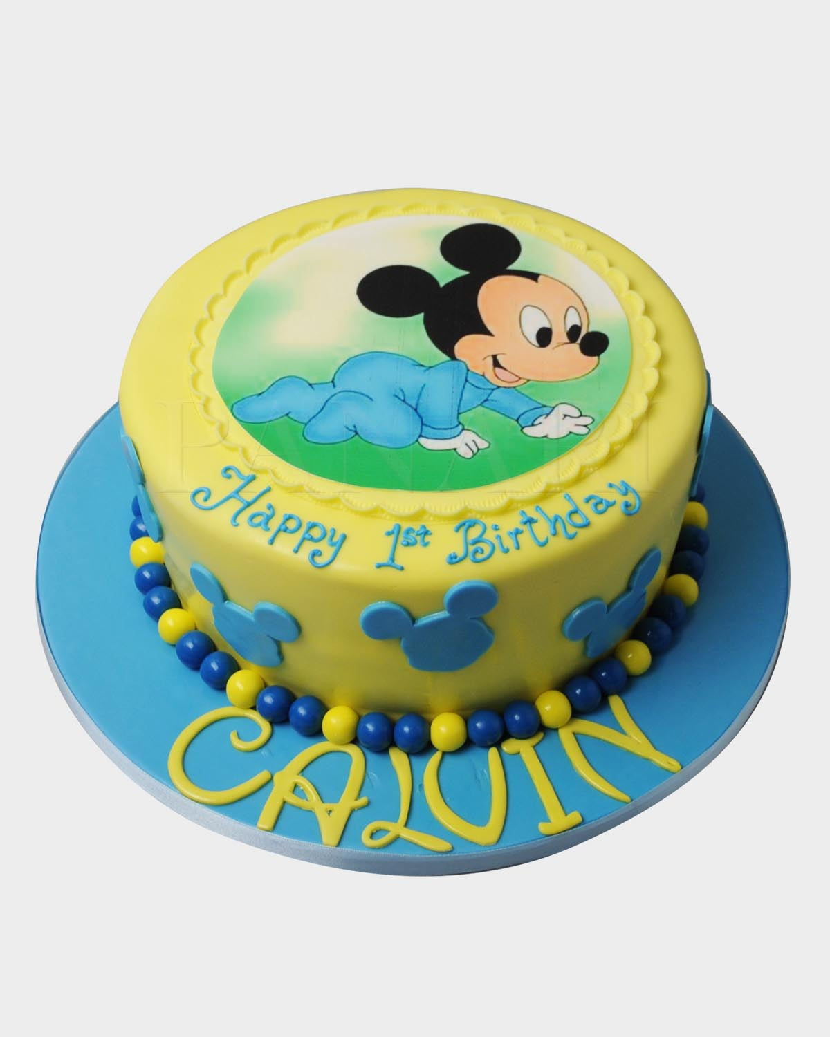 MICKEY  MOUSE CAKE MM1078