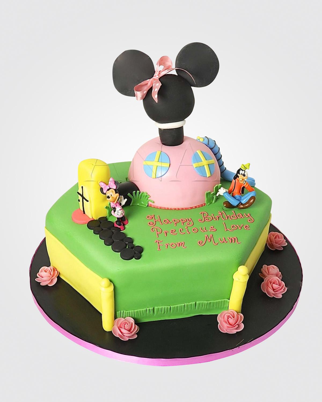 Minnie Cake MM3910