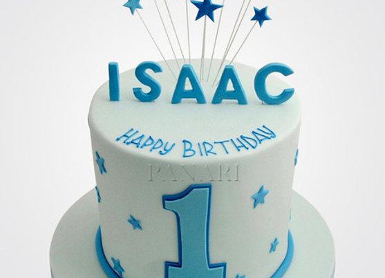 First Birthday Cake CB1524