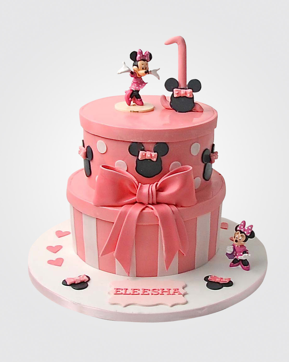 Minnie Mouse Cake MM3125