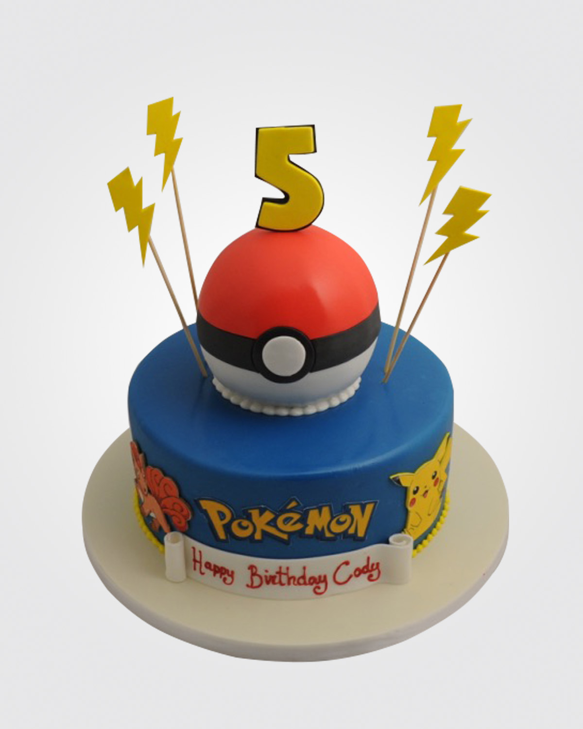 Pokemon cake SP2122