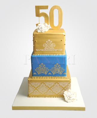 50th Birthday Cake CM1637.png
