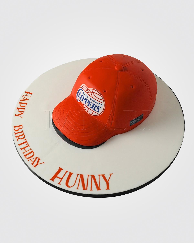 Baseball Cap Cake SPH6177